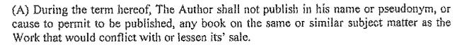Paragraph 1(A)