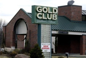 Former Gold Club in Chicopee, MA