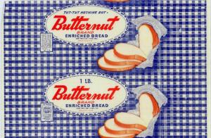 Butternut specimen