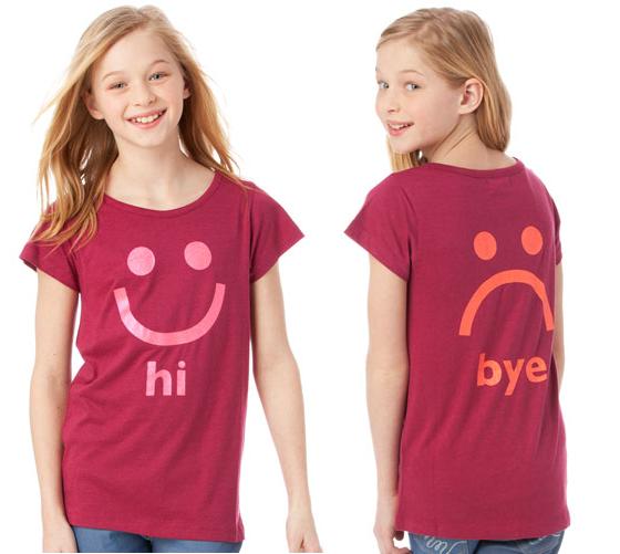LittleMissMatched shirt